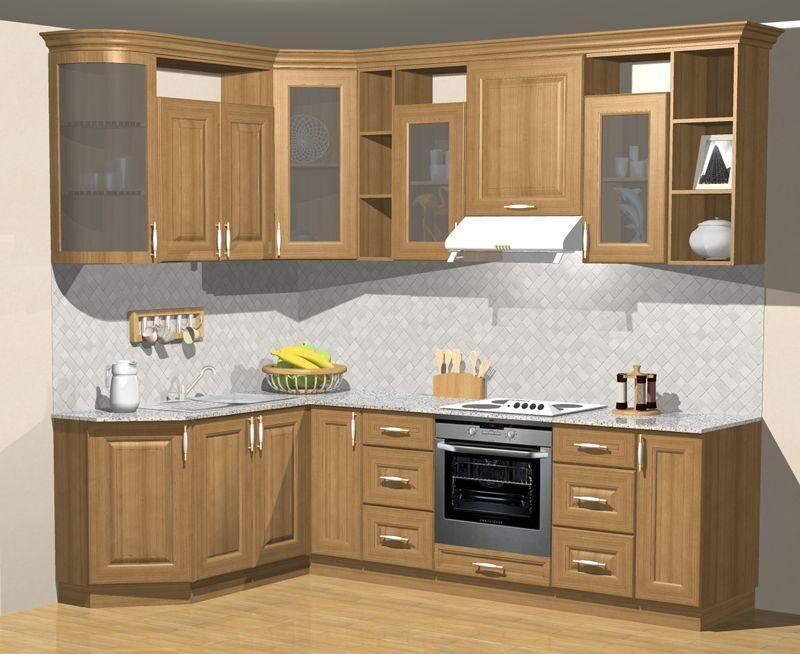 Дизайн проектирование кухни